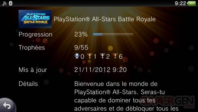 PlayStation All Stars Battle Royale trophees 21.11.2012 (1)