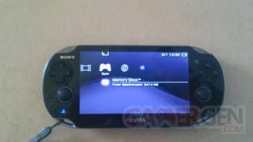 PlayStation PSVita Hack XMB PSP emulation  07.01.2013.