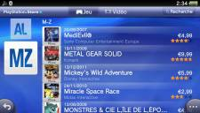 PlayStation Store PSOne Classics29.09.2012