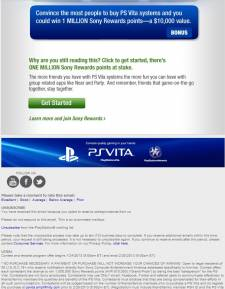 PlayStation Vita PSN Card offre 28.01.2013. (2)
