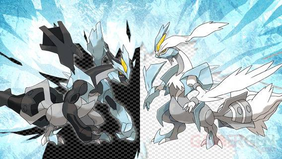 Pokemon version Blanche Noire 2 29.06.2012