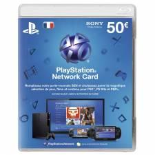 psn card 50 euros 04.09.2012.