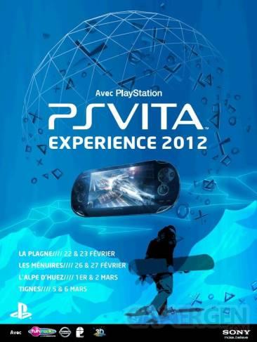 PSVita Experience 2012