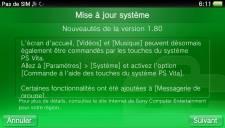 PSVita firmware 1.80 mise a jour  0021