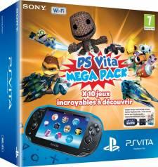 PSVita Mega Pack x10 jeux incroyable ? d?couvrir 29.05.2013.