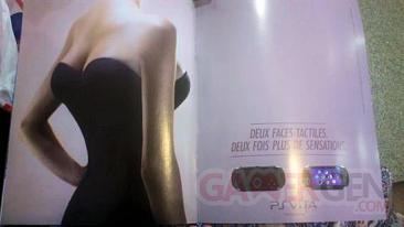 Publicite francaise playstation vita console 02.11.2012.