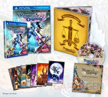 Ragnarok Odyssey Mercenary Edition Collector 22
