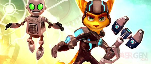 Ratchet and clank 16.04.2012