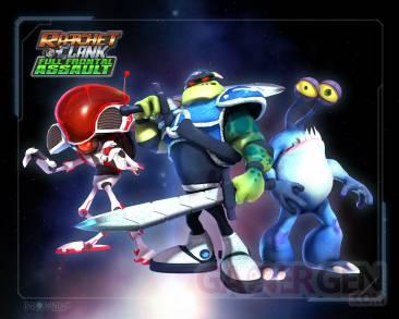 Ratchet & Clank QForce  20.11.2012.