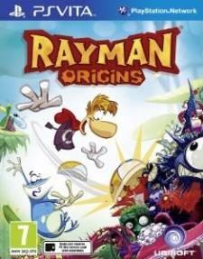 rayman origins jaquette