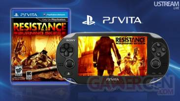 resistance burning skies cover box art jaquette 02