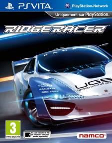 Ridge Racer jaquette 12.06