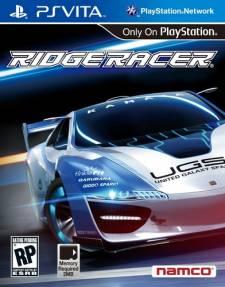 Ridge Racer jaquette