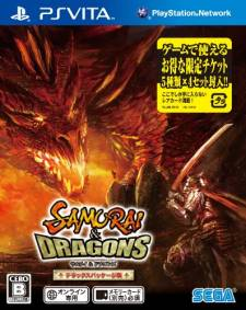 Samurai & Dragons cover
