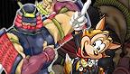 Samurai & Dragons Famitsu logo vignette 16.05.2012