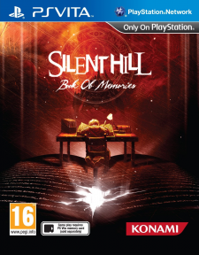 Silent Hill Book of Memories jaquette covers 20.10.2012.