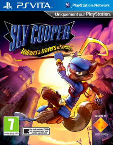 Sly Coopers logo vignette jaquette covers 10.12.2012.