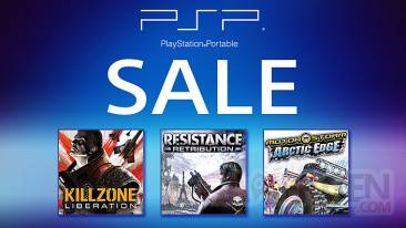 Solde rabais psp playstation store 05.06.2013.