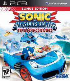Sonic & All-Stars Racing Transformed jaquette 02.08