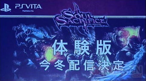 Soul Sacrifice demo 19.09.2012.