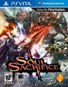 Soul Sacrifice jaquette cover US 29.01.2013.