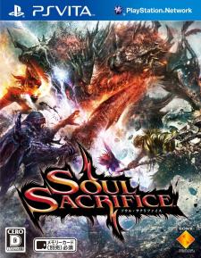 Soul Sacrifice jaquette japonaise 28.02.2013.