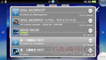 Soul Sacrifice poids 07.03.2013.