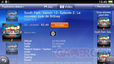 South Park PlayStation Store PSVita 003