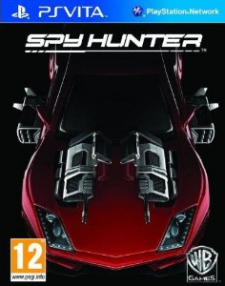 Spy Hunter jaquette cover 10.10.2012.