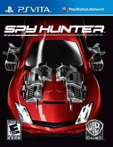 Spy Hunter jaquette psvita 07.08.2012