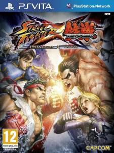 Street Fighter X Tekken jaquette covers 06.02