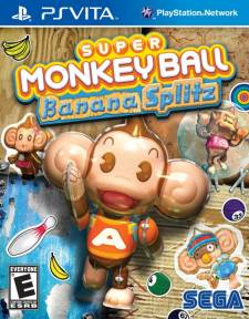 super monkey ball banana splitz jaquette