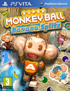 Super Monkey Ball jaquette cover 03.05.2012