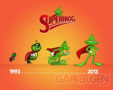 Superfrog HD  13.02.2013.