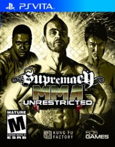 supremacy mma unrestricted jaquette