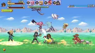 Tales of Hearts R Infinite Evolve image screenshot