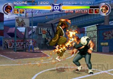 The King of Fighters' 94