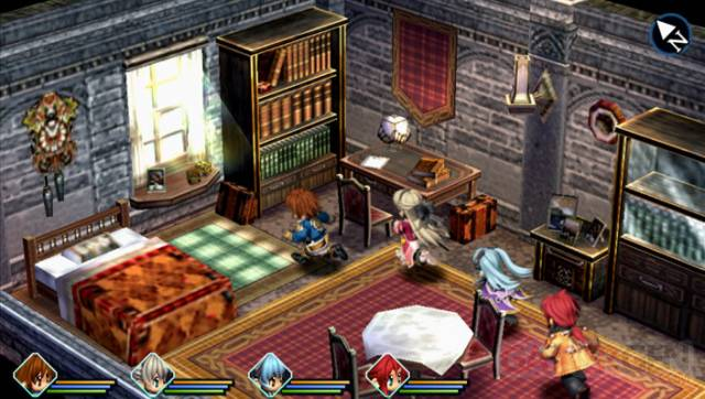 The Legends of Heroes Zero no kiseki evolution images screenshots 017