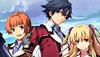 The Lengend Of Heroes Sen no Kiseki logo vignette 18.02.2013.