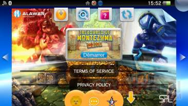 The Treasures Of Montezuma Blitz 30.05