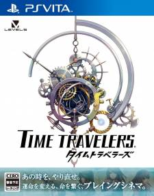 Time Travelers jaquette covers 11.06