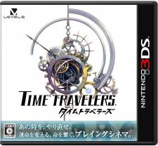 Time Travelers TT jaquette covers 11.06
