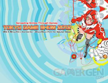 Tokyo Game Show 2012 24.09.2012