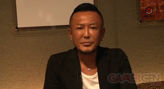 Toshihiro Nagoshi yakuza 29.05.2013.