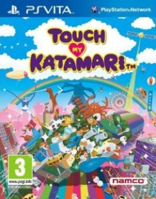 touch my katamari jaquette