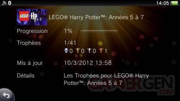 Trophées Lego Harry Potter Années 1 a 7 001