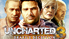 Uncharted 3 l'illusion de drake test review verdict impression ps3 logo vignette 12.11.2011
