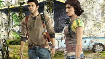 Uncharted Golden Abyss screenshots captures PSVita 023