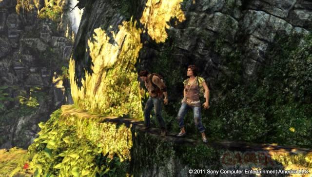 Uncharted Golden Abyss screenshots captures PSVita 028