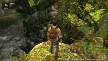 Uncharted Golden Abyss screenshots captures PSVita 033
